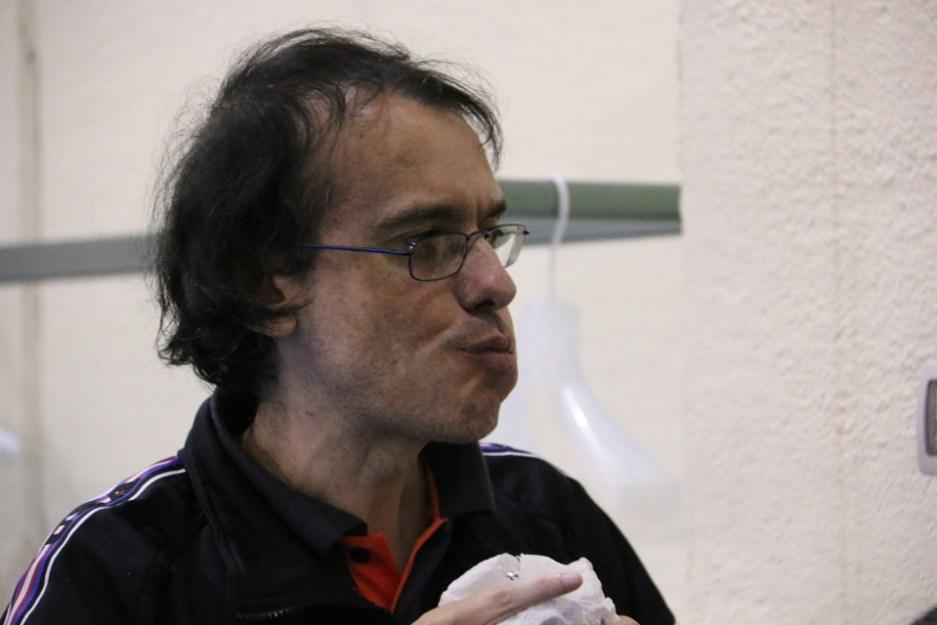 Fabio Costantino (Foto Gianluca Piu)