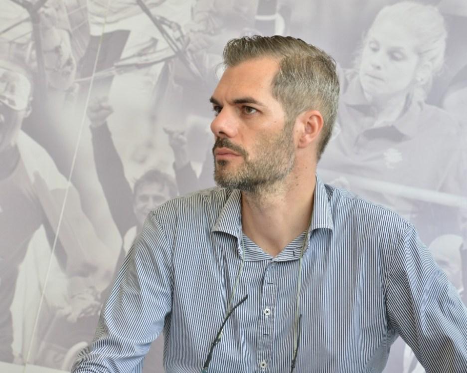 Il presidente della Fitet Sardegna Simone Carrucciu