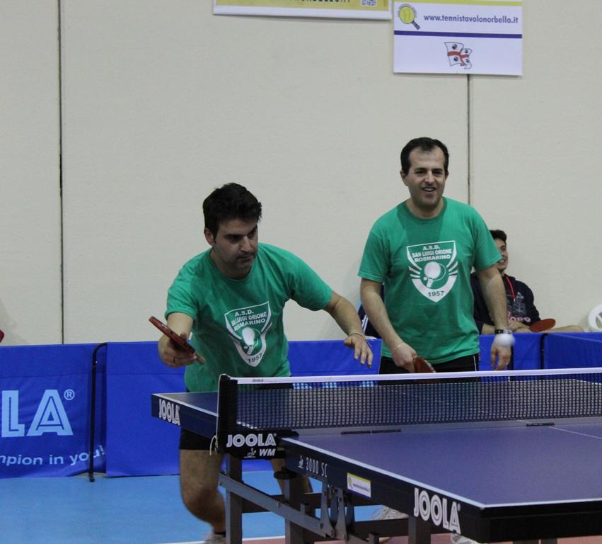 Pietro Pili ed Enrico Bianciardi (Foto Eleonora Piras)