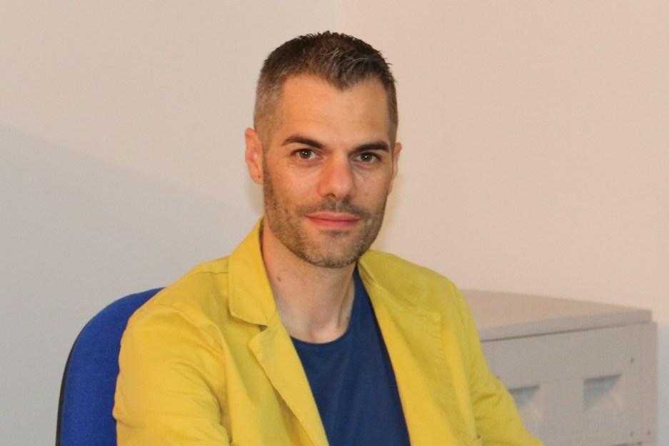 Il presidente della Fitet Sardegna Simone Carrucciu (Foto Gianluca Piu)