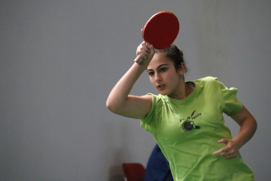 Michela Mura (Foto Gianluca Piu)