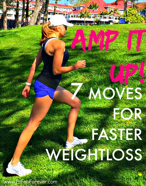 Amp It Up for Weightloss