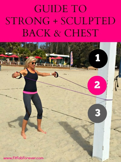 Strong + Sculpted Chest & Back