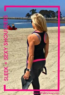 How to Create Sleek + Sexy Shoulders