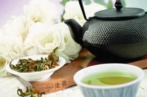 Grner Tee fatburner schlank trinken gesund
