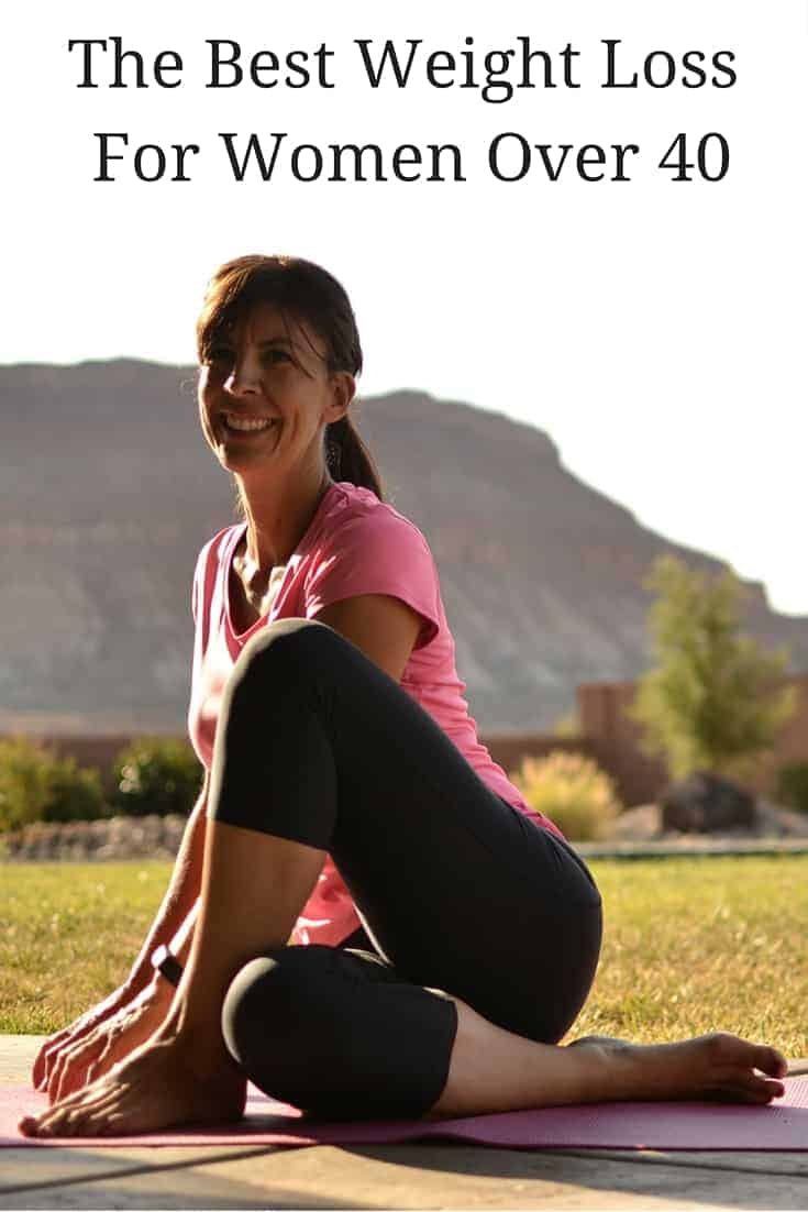 Best weight loss for women over 40