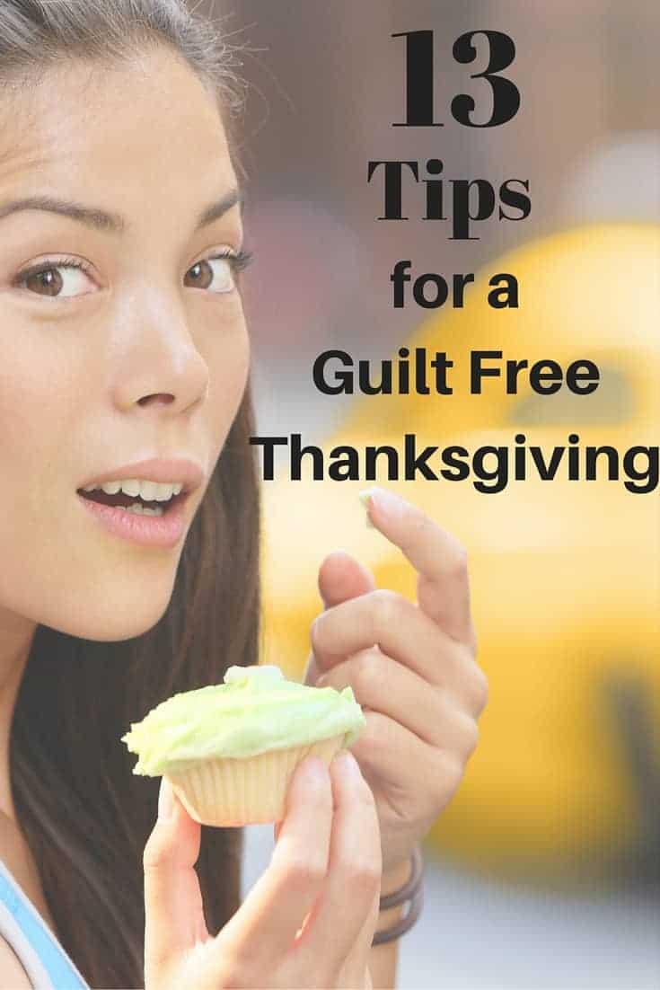 guilt free thanksgiving