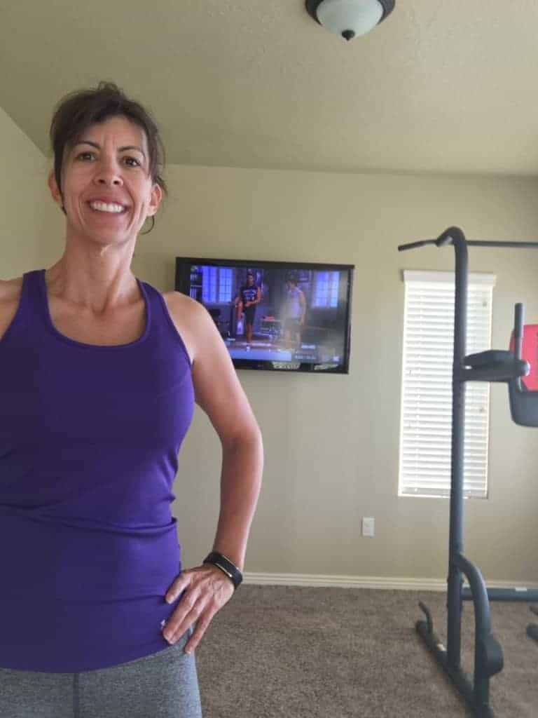 fall workout