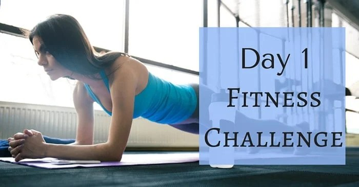 Fitness Challenge Day 1 + What's for Breakfast