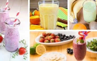 Fast, Easy, Healthy Smoothies Every Woman Over 40 Would Love