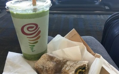 Jamba Juice's Amazing Greens Smoothie Recipe