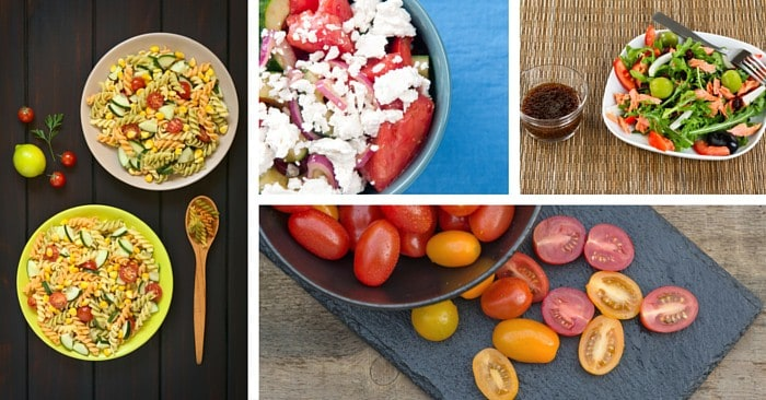 Quick, Easy, Healthy Summer Salads