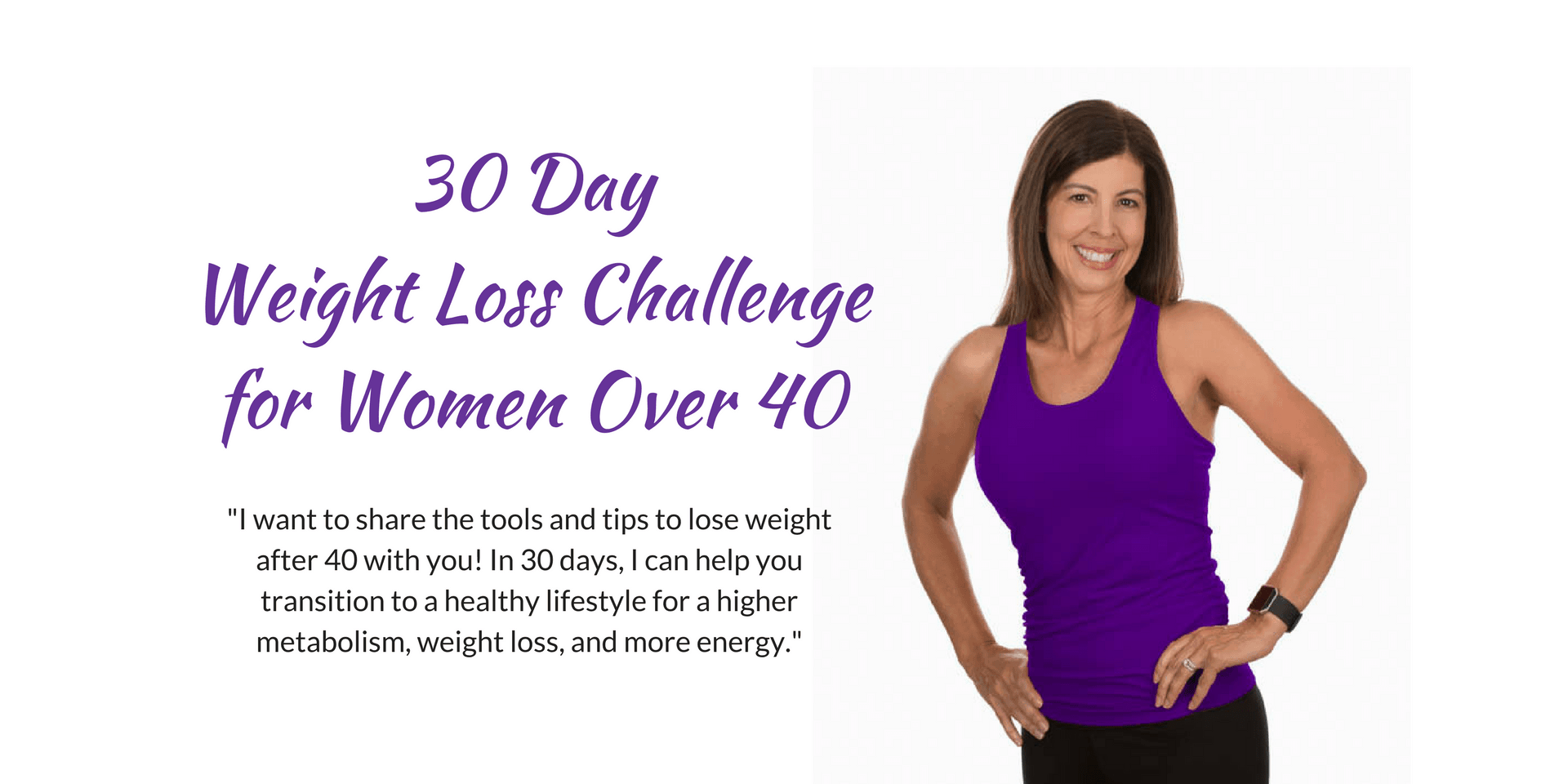 Weight Loss Challenges For Women Over 40 Fit Found Me