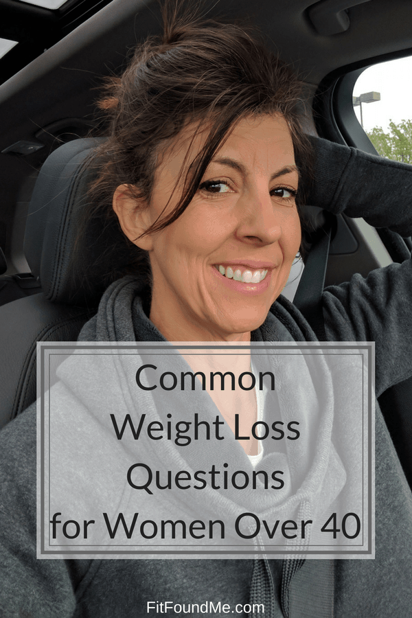 common questions about weight loss title