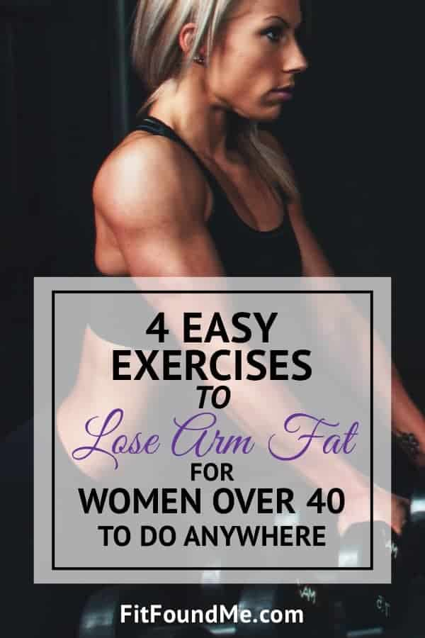 exercises for arm fat