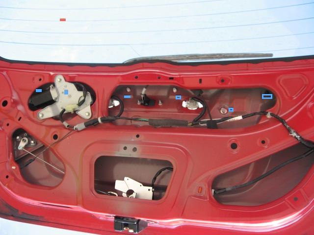 Honda Odyssey Door Lock Actuator