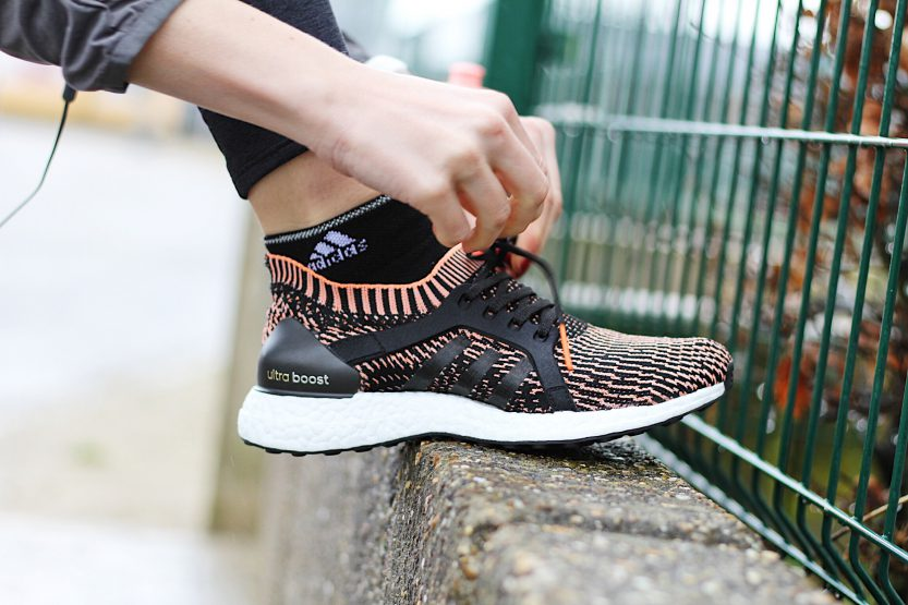 ULTRABOOST X BY ADIDAS RUNNING