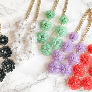 Rose Necklace Distributor Gifts