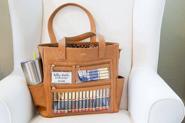 Greatest Introducing the Glam Display Tote | Fit Girl in Flight VZ81