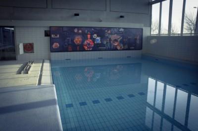 zwembad waterwerk