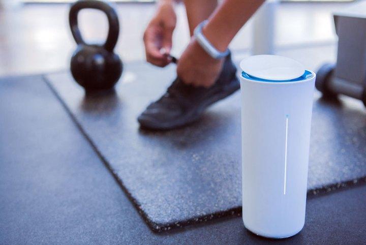 Pryme Vessyl tijdens workout