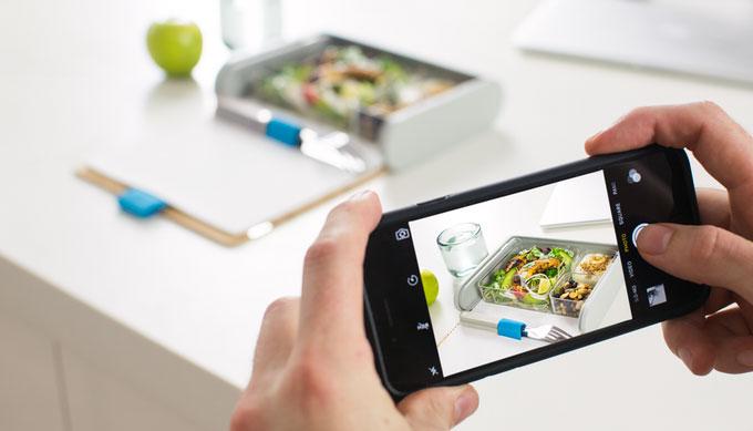 Prepd Pack foto maken met smartphone