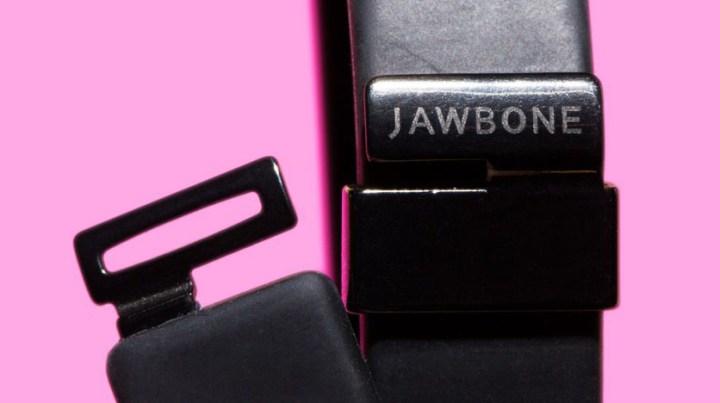 Jawbone-sluiting