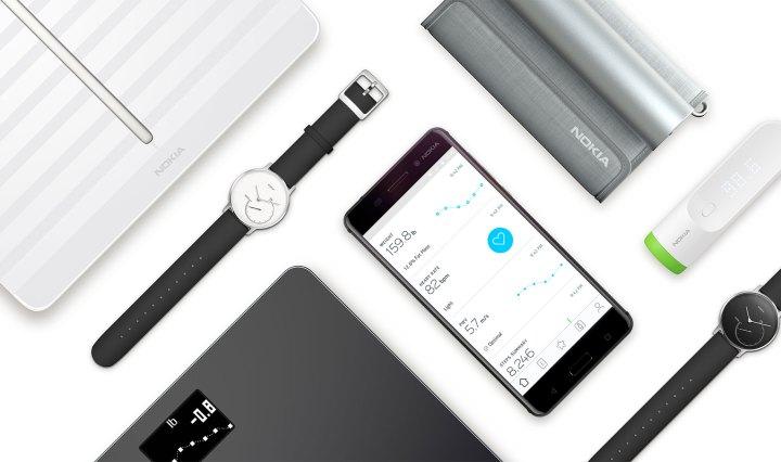 Nokia Health Mate producten