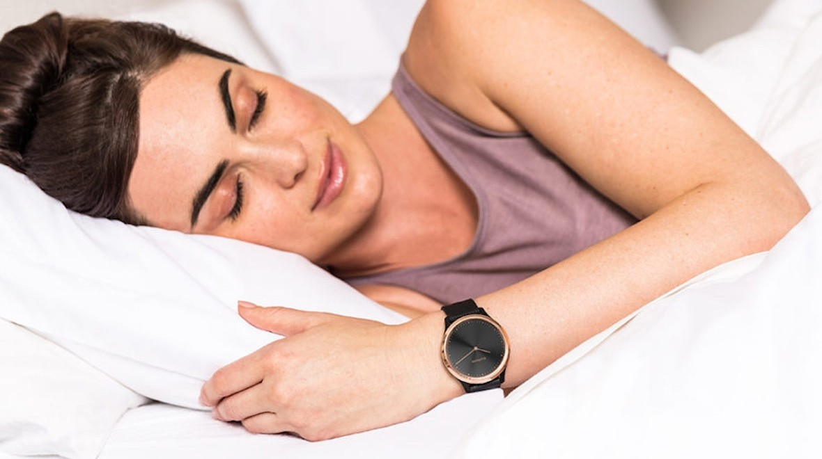 Garmin slaapfuncties