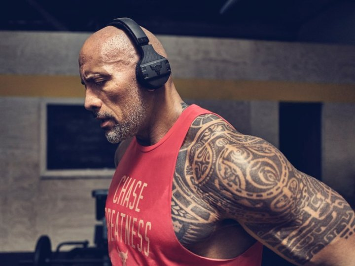 Under Armour Project Rock