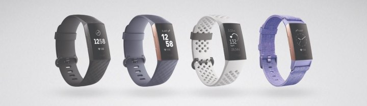 Fitbit 3 Charge modellen
