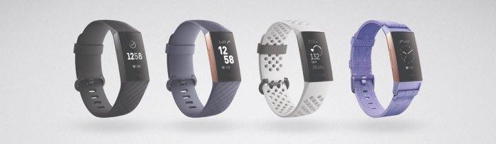 Fitbit 3 Charge modellen