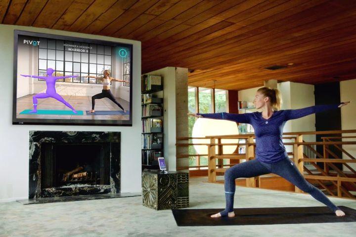 Pivot Yoga