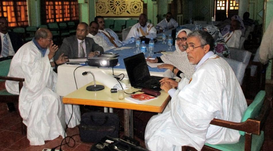 Atelier de Sensibilisation FiTI - Nouadhibou