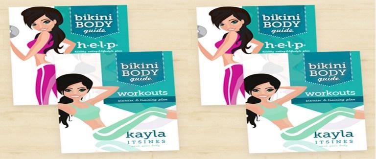 Kayla Bikini Body Guide
