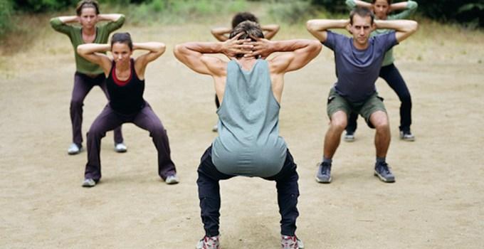squat hareketi