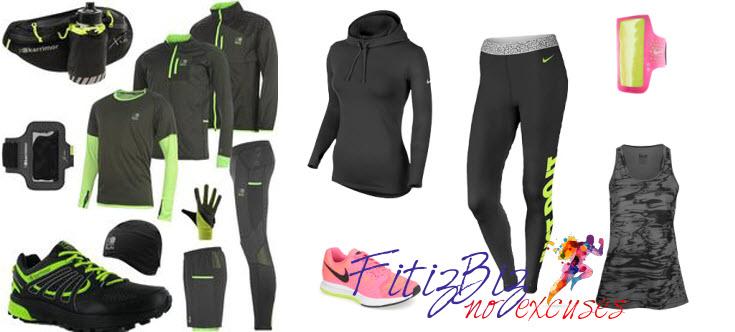 Koşu Kıyafetleri ve Malzemeleri