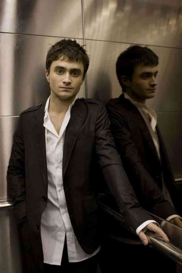 Harry Potter  Fit Males Shirtless  Naked-9008