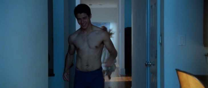nick jonas shirtless careful what you wish for