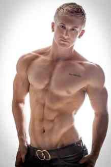 Zac Aynsley   Fitness Model image