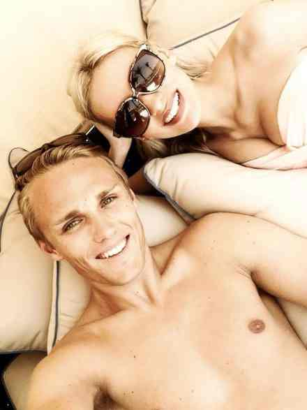 Max Chilton Shirtless image