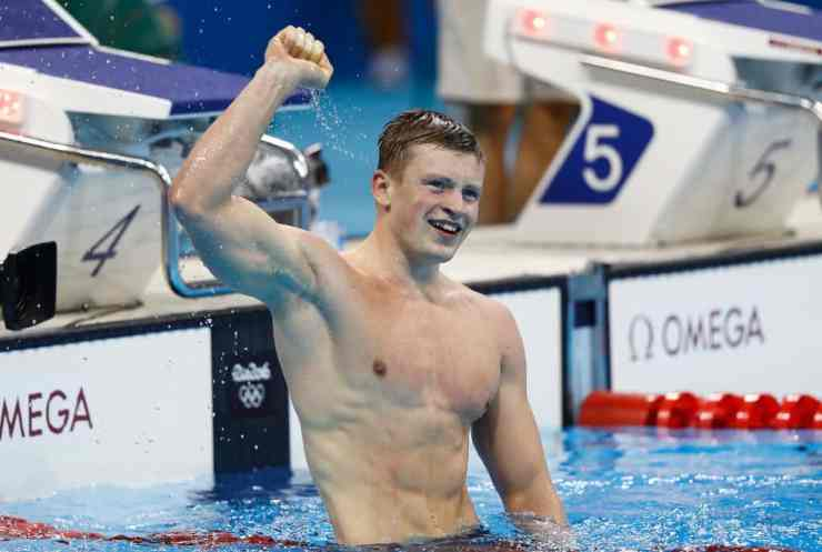 Adam Peaty Swimming Olympics Day 2 av-bNCcioNQx