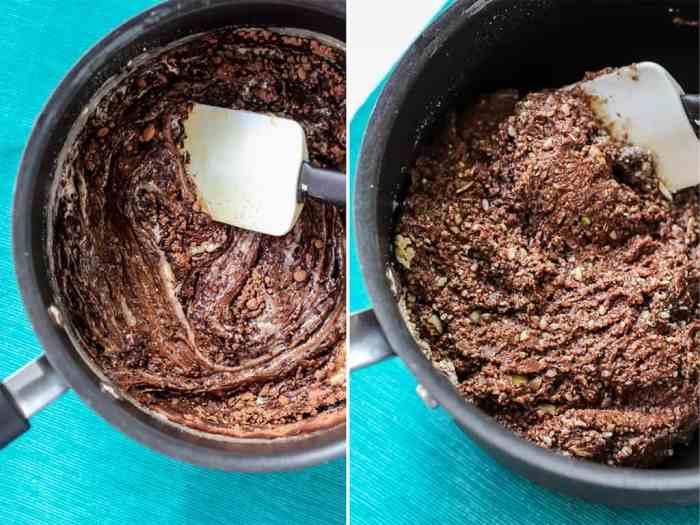Easy, one pan grain-free no-bake cookies!