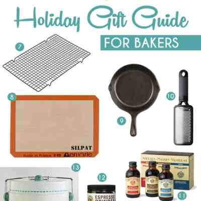 The Perfect Holiday Gift Guide for Bakers