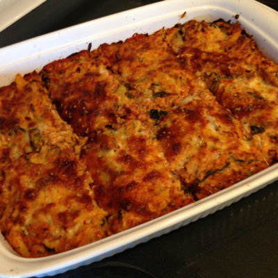 21 Day Fix Approved Baked Ziti