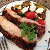 Grilled Chili Lime Pork Loin