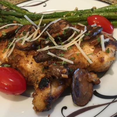 21 Day Fix Chicken Marsala