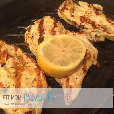 21 Day Fix Lemon Chicken