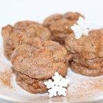 Muffin alla nocciola e mele