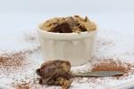 Tortino al cioccolato e burro d'arachidi